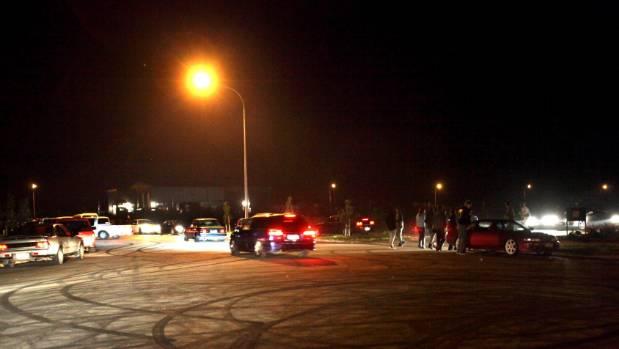 Police target boy racers doing burnouts on public roads. (File photo)