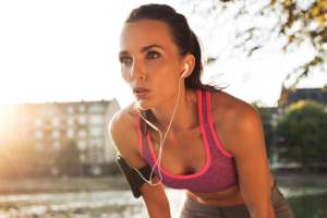 Specific goals can be great if you're already fairly fit. But what if you're just starting to get active?