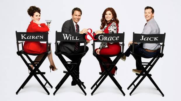 Debra Messing says the 2016 skit made the cast realise they have a 'magical synergy'.