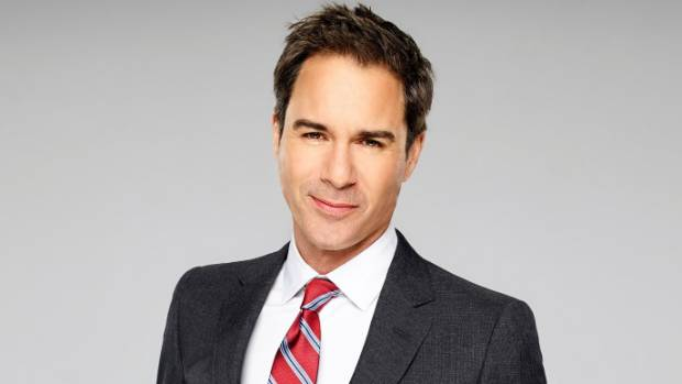Eric McCormack plays Will Truman in the revival of Will & Grace.