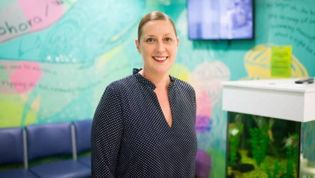 Lydia Rae, Taranaki District Health Board's social work professional lead, sees traumatic events on a daily basis but ...