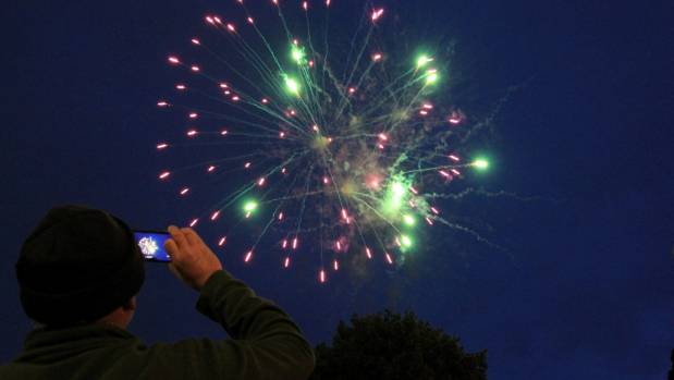The future of a popular fireworks night in South Taranaki is in the hands of an independent commissioner.