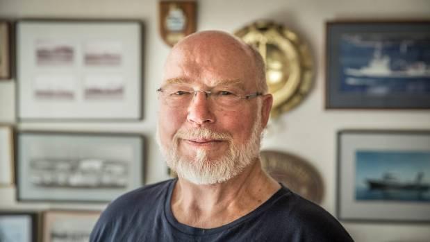 The maritime career of Antarctic ocean explorer Captain Andrew Leachman spanned 55 years.