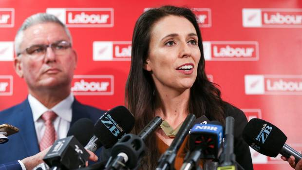 Labour leader Jacinda Ardern is equally cautious. She says the final result is closer to the result she would have liked ...