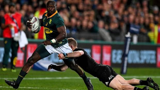 Record loss doesn't define Springboks: Coetzee