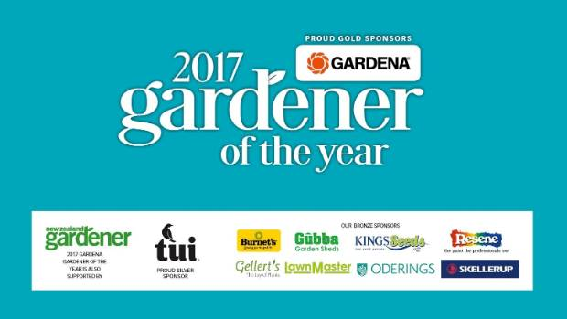 2017 GARDENA Gardener of the Year