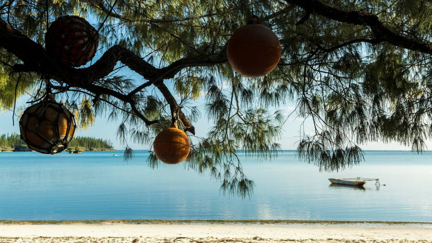 New Caledonia shore excursions: Cruise to the South