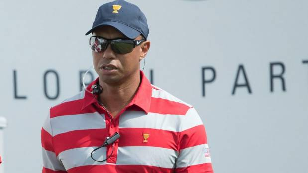 Tiger Woods continues to hold our interest even when he isn't playing competitive golf.