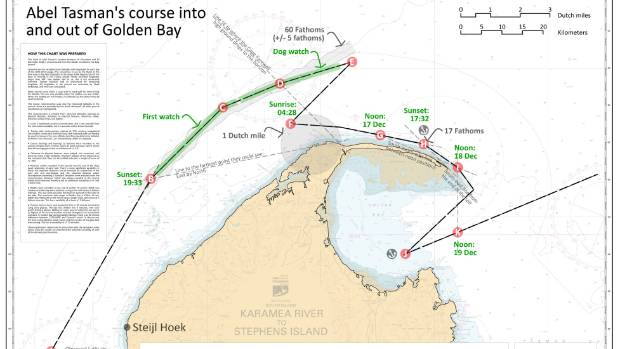 Abel Tasman Route