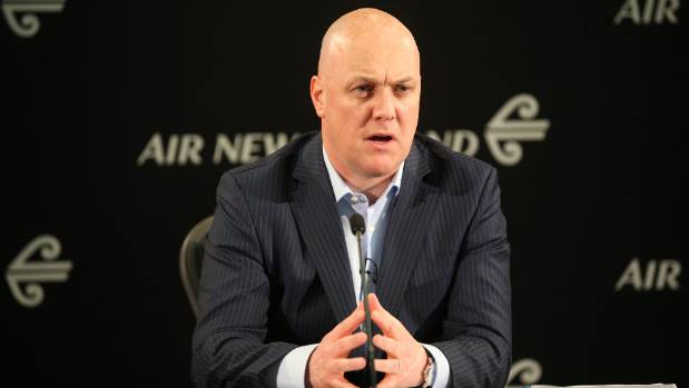 Air New Zealand interim profit slips 9.4%