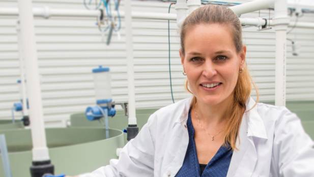 Nelson Plant and Food senior scientist Maren Wellenreuther says the use of genomic tools could be a game changer for the ...