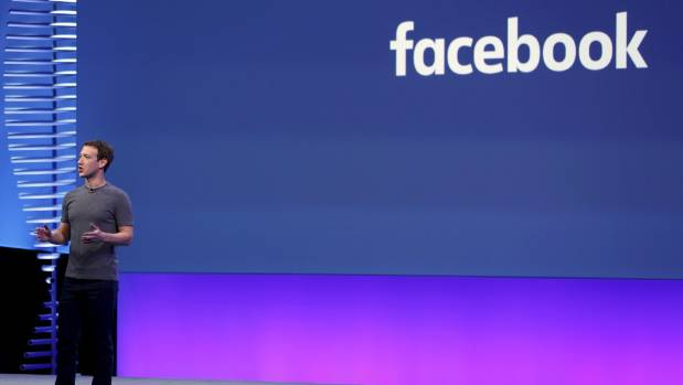 Facebook CEO Mark Zuckerberg rejected US President Donald Trump's assertion the social network was against him