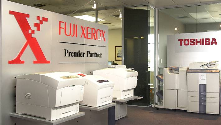Fuji Xerox allowed to supply government agencies after suspension lifted