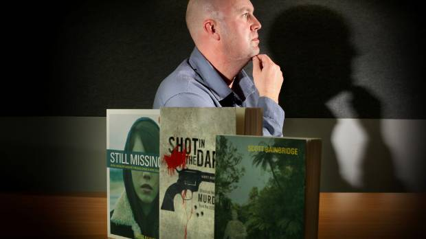 The Great NZ Robbery adds to Scott Bainbridge's growing list of books about Kiwi crimes (file photo).