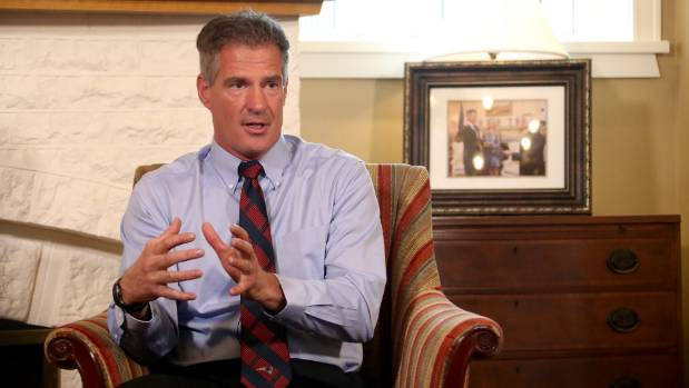 Scott Brown: US ambassador to New Zealand investigated over inappropriate comments