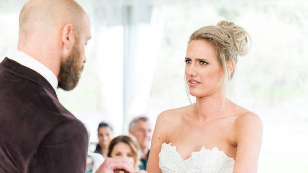 Married at First Sight bride Lacey has had threats of violence aimed at her.