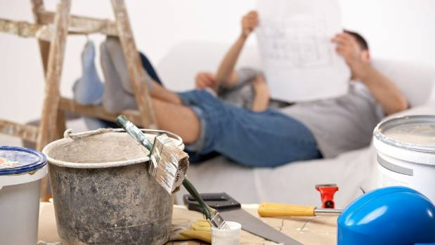 A lot of time and effort goes into home improvements and we all need a break now and then to reassess. What were the ...