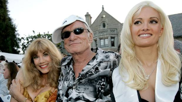 Hugh Hefner's funeral discreet and intimate