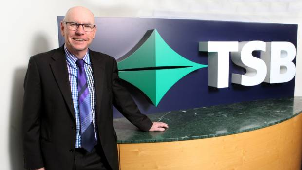Kevin Murphy, Chief Executive Officer of TSB, is proud of the passion behind the organisation's recently unveiled rebrand.