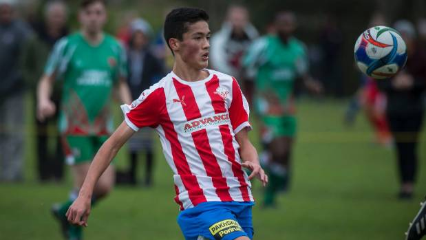 Elijah Just is just one of the nominations in the Porirua Sports Awards.