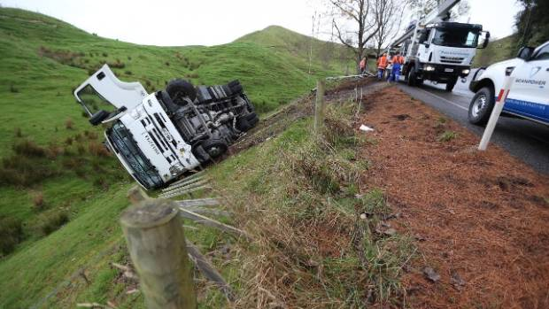 A crash on the Saddle Rd in June. It was one of at least 14 crashed since April 24, as the road comes under pressure ...