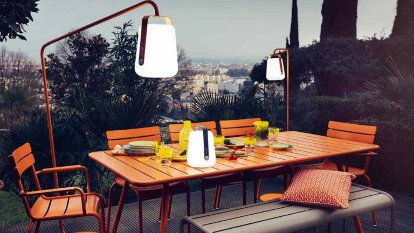 Outdoor furniture ideal for spring entertaining