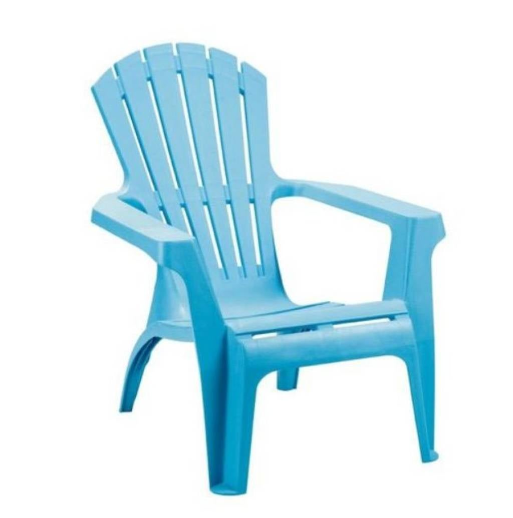 Perfect for adding an inexpensive colour pop the cape cod chair comes in blue or