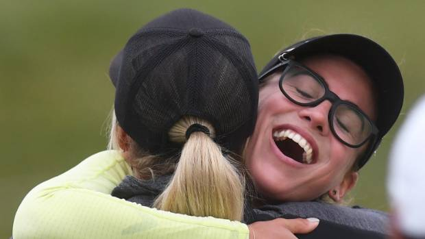 Rain ruins NZ Women's Open fourth round