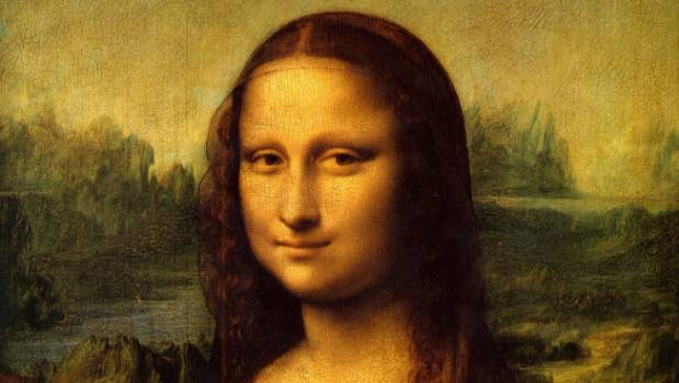 A more familiar Mona Lisa