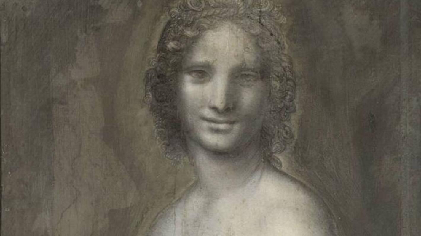 Did Da Vinci Draw Nude Mona Lisa? Experts Say He May Have
