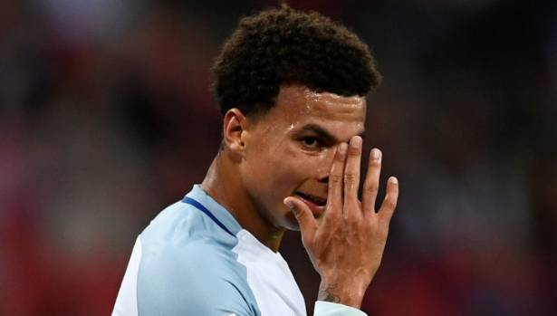 Dele Alli in England squad despite risk of Federation Internationale de Football Association  ban