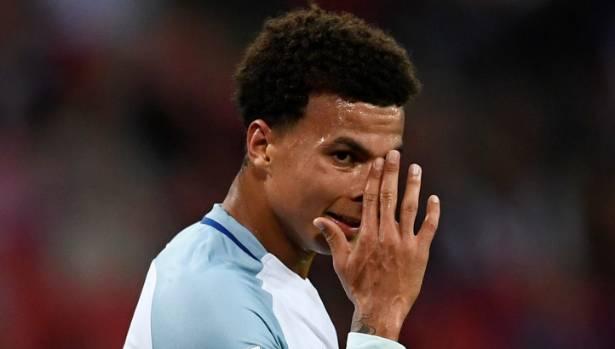 Dele Alli in England squad despite risk of Federation Internationale de Football Association  ban