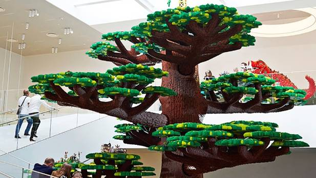 The Ultimate Lego Play House Has Been Built In Denmark