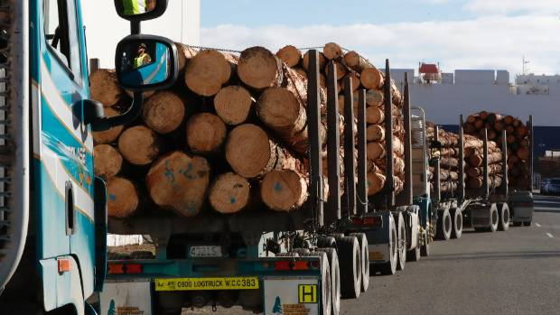 Class 5 truck drivers are in high demand in Taranaki, but those in the industry say it's a struggle to fill the positions.