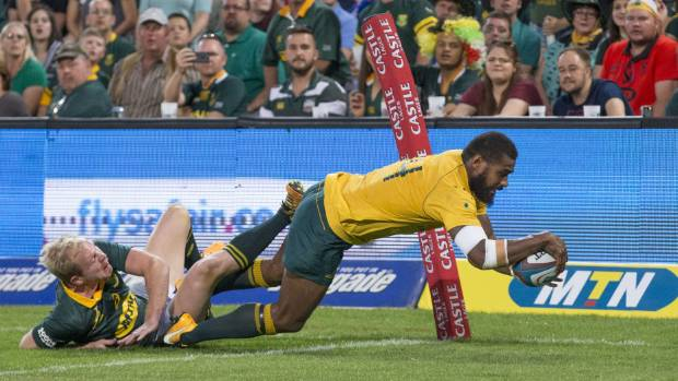 Weary Wallabies down Pumas in Argentina