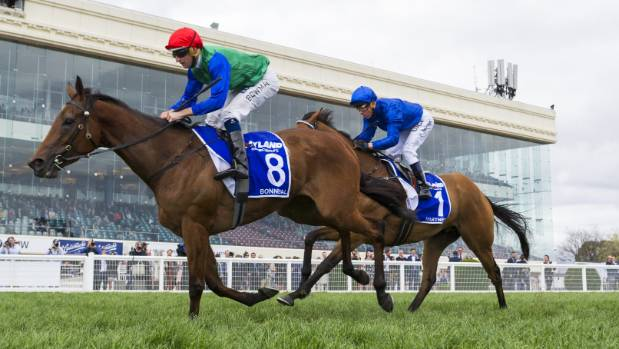 Results: Bonneval wins Underwood Stakes