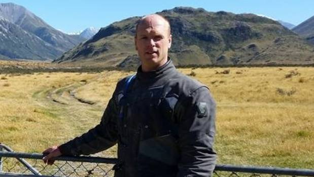 Richard Ebbett was killed in an accident at the Mt Ruapehu crater lake.