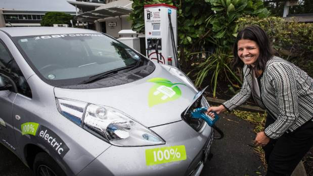 There's plenty of EV watch-list activity in the metropolitan areas, but not much so in the rural regions such as Nelson.