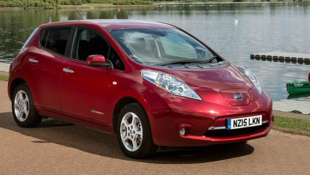 The Nissan Leaf, which is imported used, is the most popular EV.