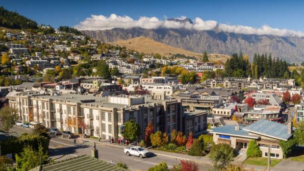 Marketing has begun for the planned Queenstown Views hotel to be developed by Kevin Carlin by April 2019.