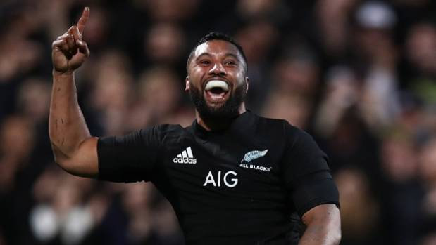 New Zealand fly-half Lima Sopoaga to join Wasps