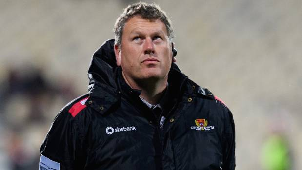 Canterbury coach Glenn Delaney will leave for the Highlanders one year into his three-year deal.
