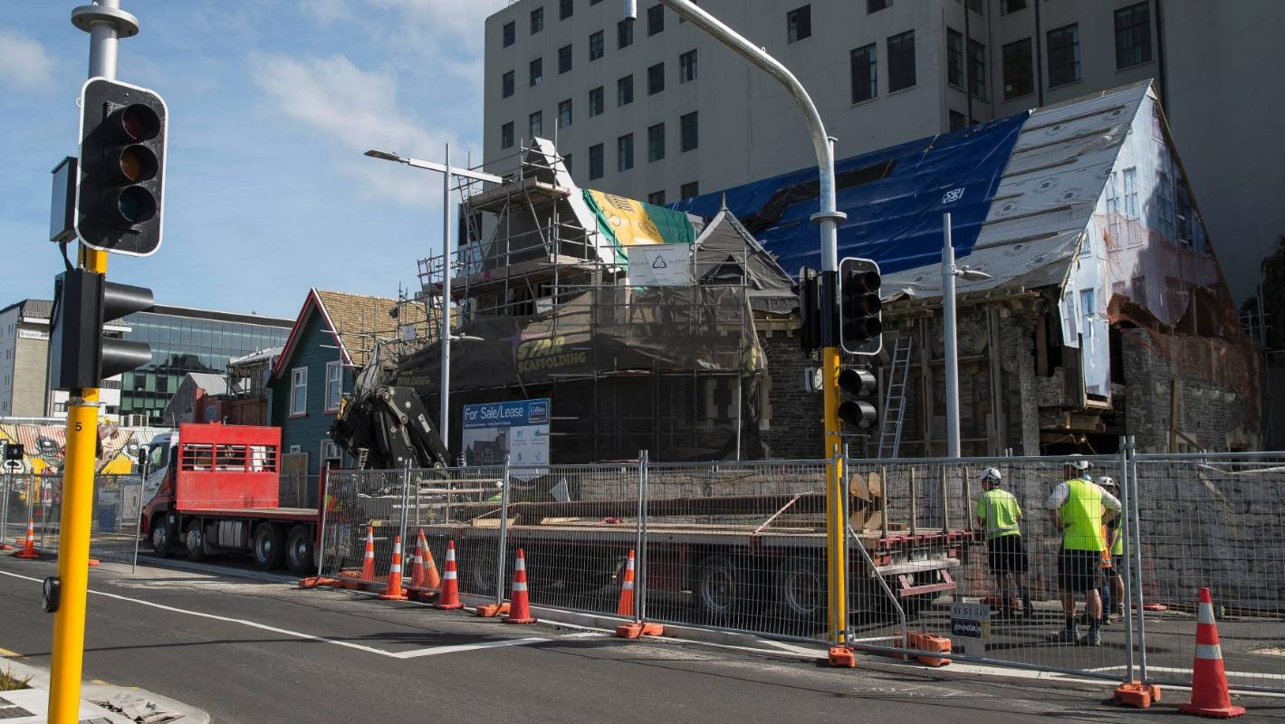 Christchurch Central News: Action Taken On Over Half Of Central Christchurch's 'Dirty