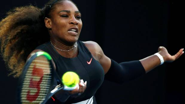 Serena Williams reveals the sweet connection her daughter's name has to Australia