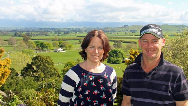 Nathan and Kate Williams have been farming Otahuao near Masterton in their own right since 2009.