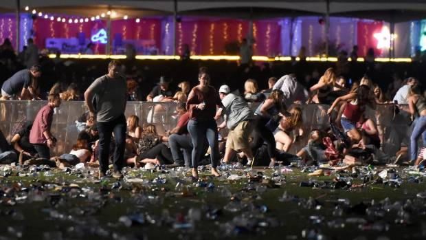 Las Vegas Police Reveal Shooter Had an Escape Plan