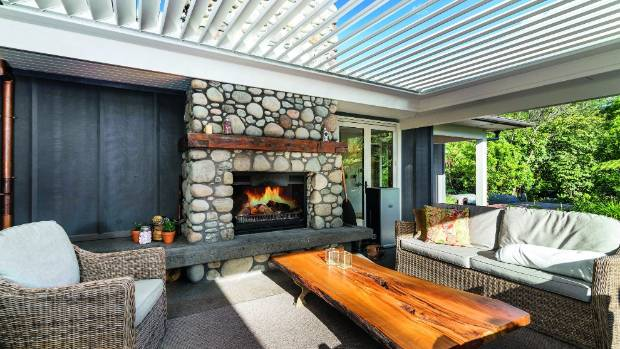Outdoor Living Areas Have Come Of Age This Year. This Rotorua House Is By  Urbo