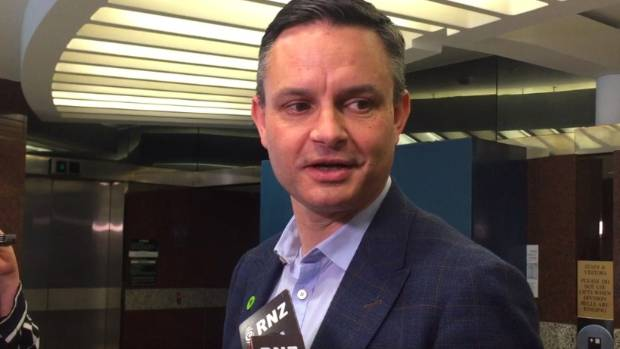 Green leader James Shaw has poured cold water on a suggested 'teal deal' but it lives on in National's dreams.