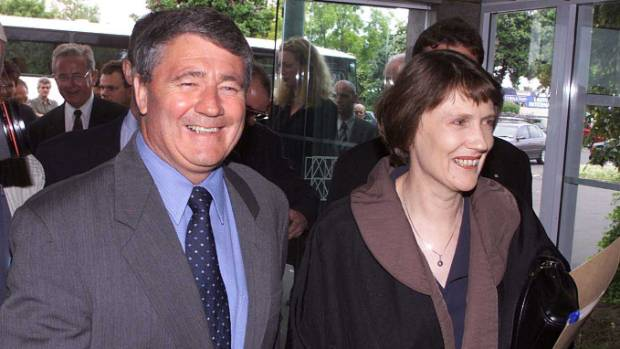 Jacinda Ardern pays tribute to former deputy PM Jim Anderton