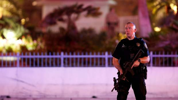 """A day after the attack, a YouTube search on """"Las Vegas shooting'' yielded a conspiracy-theory video that claimed ..."""
